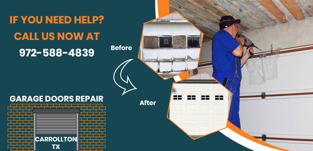 Garage Doors Repair Carrollton TX